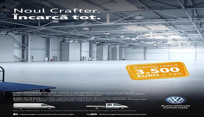 Oferta Noul Crafter
